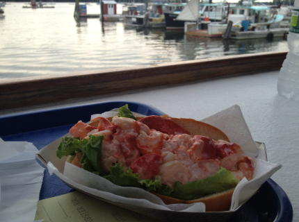 Harraseeket Lobster Roll