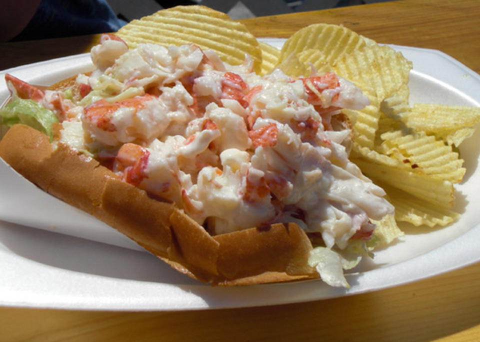 Lobster Roll Chronicles | Saving the planet one lobster roll at a time.