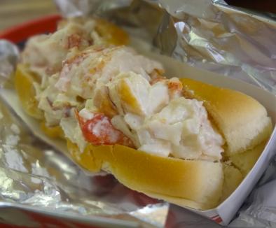 James Hook & Co Lobster Roll