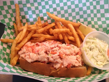 Yankee Lobster Company Lobster Roll