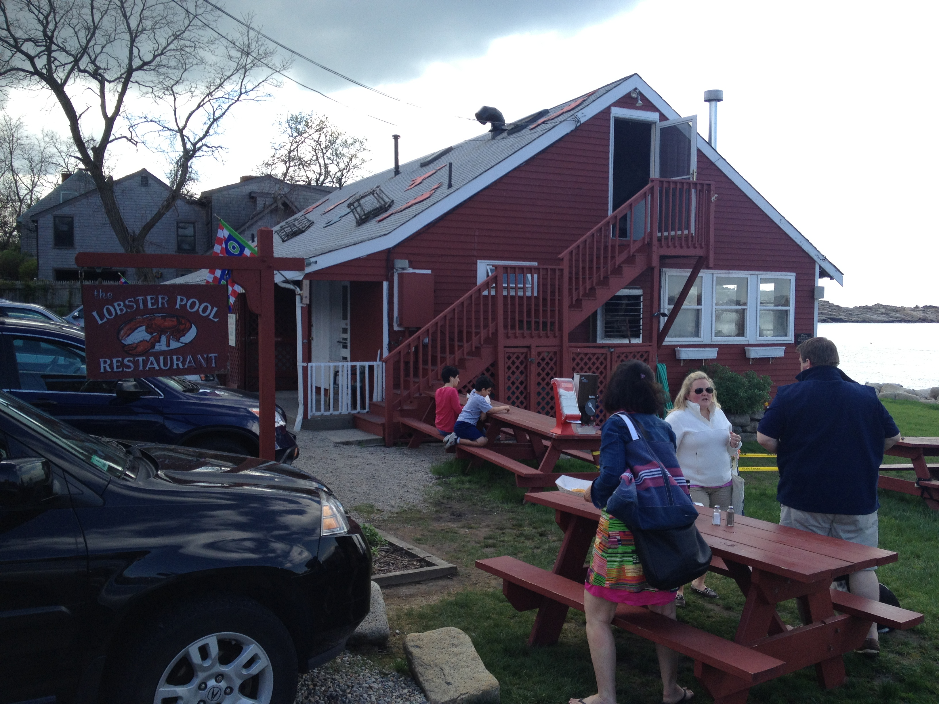 Profile The Lobster Pool In Rockport Ma Lobster Roll Chronicles