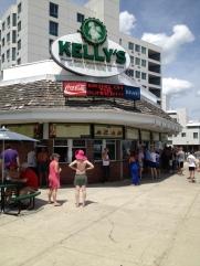 Kelly's Exterior